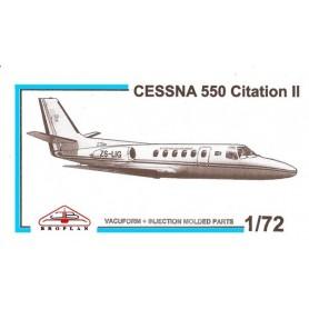 Broplan MS131 Flygplan Cessna 550 Citation II