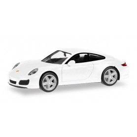 Herpa 028523.2 Porsche 911 Carrera 2 Coupé, white