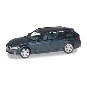 Herpa 038225.2 BMW 3er Touring™, saphir black metallic