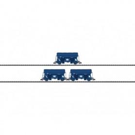 Trix 15089 Vagnsset med 3 tippvagnar typ NS