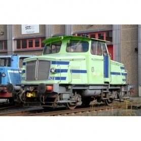 Jeco Z65-A410 Diesellok TGOJ Z65-523
