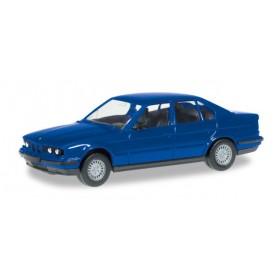 Herpa 012201.6 Herpa MiniKit: BMW 5 E 34, ultramarin blue