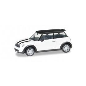 Herpa 023627.2 Mini Cooper S? pepper white