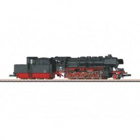 Märklin 88842 Ånglok med tender klass 50 typ DB