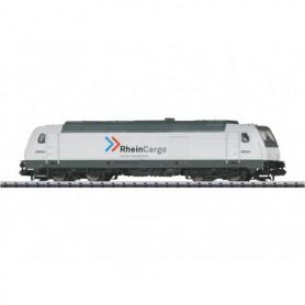 """Trix 16641 Diesellok klass 285 typ """"Rhein Cargo"""""""