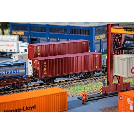 Faller 180850 40' High-Cube Container XTRA