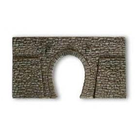 Noch 34937 Tunnelportal, enkelspår, mått 16 x 9 cm