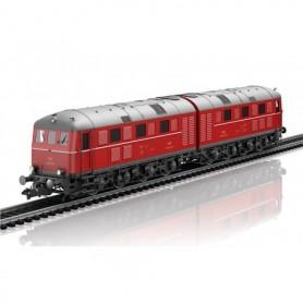 Märklin 55288 Diesellok klass V 188 001 a/b, purpurrött utförande