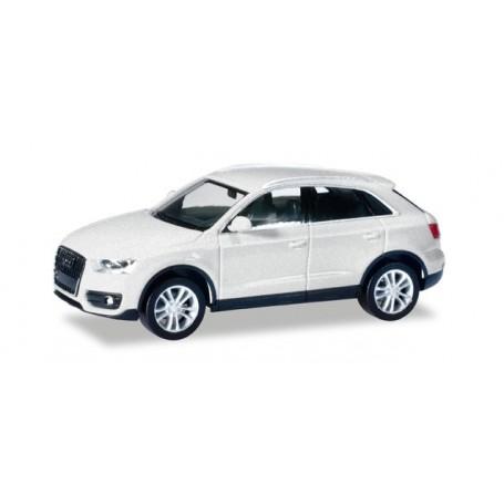 Herpa 034821.4 Audi Q3®, cuvée silver metallic