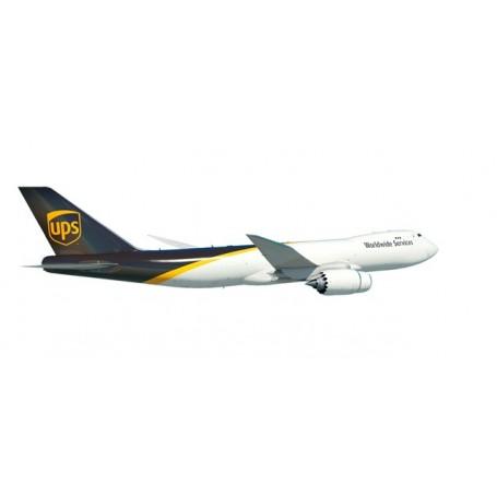 Herpa 531023 Flygplan UPS Airlines Boeing 747-8F - N605UP