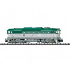 Trix 16735 Diesellok klass 750 typ CD