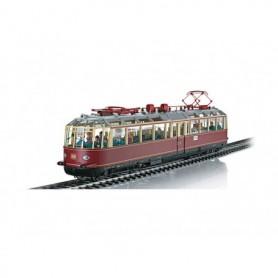 "Märklin 55916 Rälsbuss klass ET 91 01 typ DB ""Glass Train"""