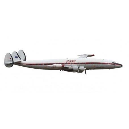 Herpa 611251 Flygplan HARS Lockheed C-121C (L-1049F) Super Constellation Snap-Fit