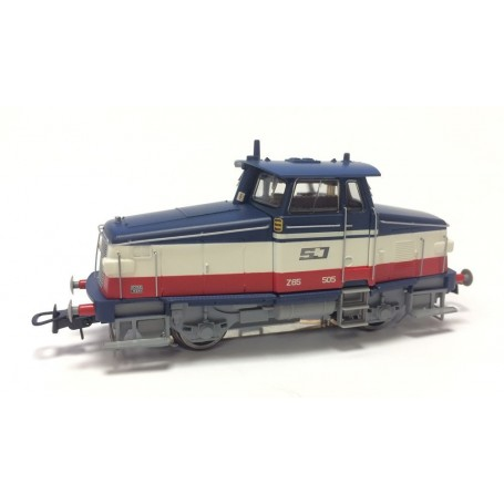 Jeco Z65-A220 Diesellok SJ Z65-572