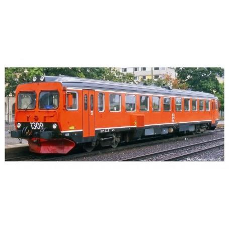 NMJ 93001 Dieselmotorvagn SJ Y1 1309, Oransje, DC