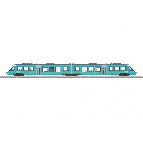 Märklin 37720 Dieseldrivet motorvagnståg klass LINT 41 typ Arriva Danmark A/S