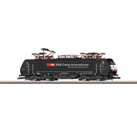 Märklin 88195 Ellok klass ES 64 F4 typ SBB Cargo International