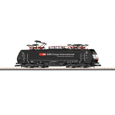 Märklin 88195 Ellok klass ES 64 F4 typ SBB Cargo International