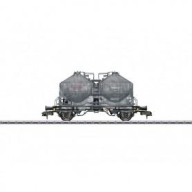 Märklin 58626 Silovagn kds 54 typ DB, vädrad