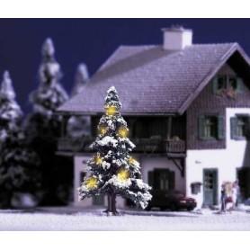 Busch 5410 Julgran med belysning, 14-16 V AC eller DC