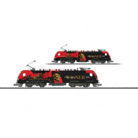 "Trix 16952 Ellok klass 470 503-3 typ GYSEV ""Wagner Locomotive"