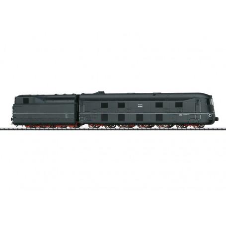 Trix 22916 Ånglok med tender klass 05 typ DRB