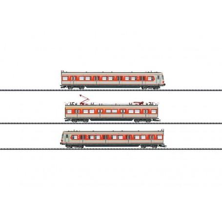 Trix 22654 Eldrivet motorvagnståg 3-delat klass 420 S-Bahn typ DB