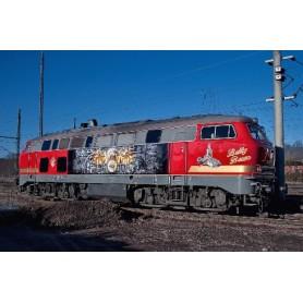 Trix 16289 Diesellok klass 218 469-5 typ RP GmbH