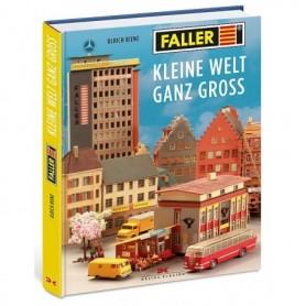 Faller 190900 FALLER - Kleine Welt ganz groß - Retrobuch
