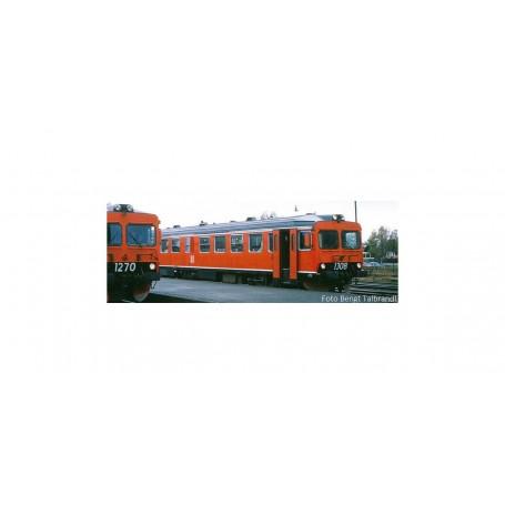 NMJ 93003 Dieselmotorvagn SJ Y1 1308, Oransje, DC