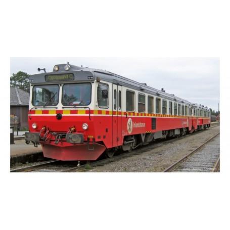 NMJ 94011 Dieselmotorvagn Innlandsbanan Y1 1346, DCC m/ Lyd