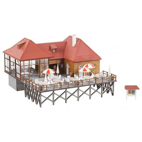 Faller 130505 Lake Café