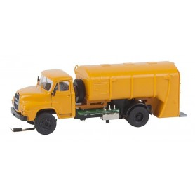 Faller 161606 MAN 635 Refuse lorry (BREKINA)