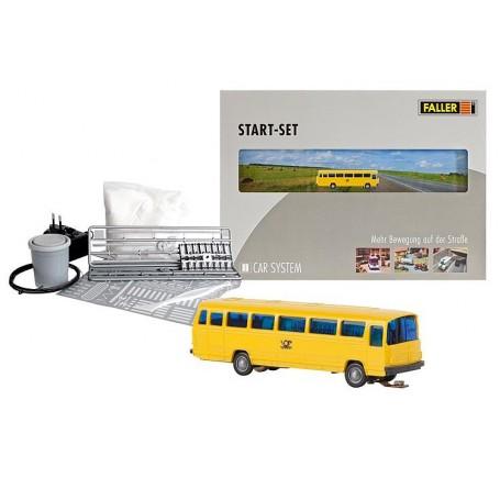 Faller 162008 Car System Start-Set MB O302 Post bus (WIKING)