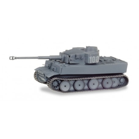 Herpa 745949 Heavy Tank Tiger Vers. H1 decorated - Russia (number: 100)
