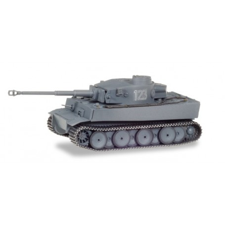Herpa 745970 Heavy Tank Tiger Vers. H1 - decorated - Russia (number: 123)