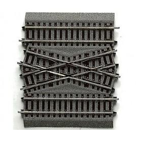 Roco 42598 Enhet för växelgata 15°, längd: 115 mm