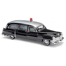 Busch 43458 Cadillac Station Wagon 1952, begravningsbil