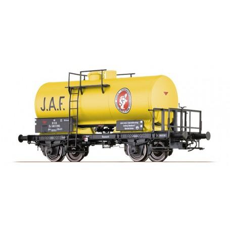 """Brawa 67526 Tankvagn ZE typ DSB 503 295 """"J.A.F."""""""