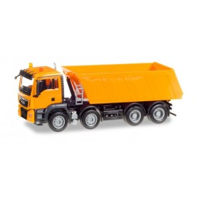 Herpa 307727 MAN TGS M Euro 6 Truck-mounted tipper, 4-axle