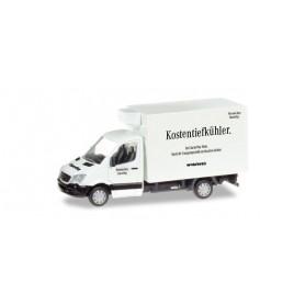 """Herpa 093323 Mercedes-Benz Sprinter refrigerated boxtrailer """"ChaterWay"""""""