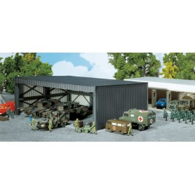 Herpa 745994 Construction kit vehicle depot