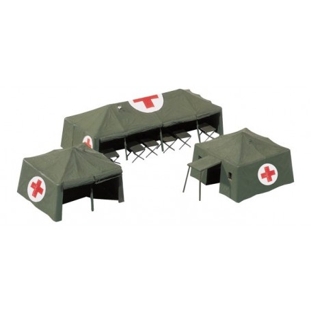 Herpa 746021 Accessories medical service tent