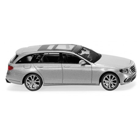 Wiking 22704 MB E-Class S213 Exclusive silver