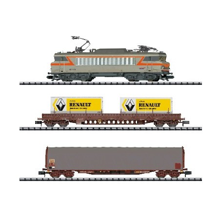 "Trix 11142 Digitalt Startset ""Freight Train SNCF"""