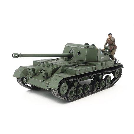 Tamiya 35356 British Anti Tank Gun Archer - Self Propelled