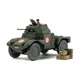 French Armored Car AMD35 - (1940)