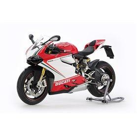 Tamiya 14132 Motorcykel Ducati 1199 Panigale S - Tricolore