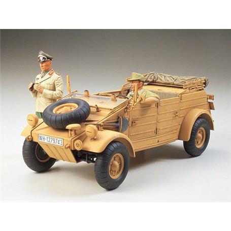 Tamiya 36202 German Kubelwagen Type82 - Africa Corps