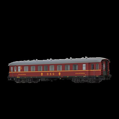 Brawa 46169 Sovvagn WL4ü-36/50 typ DSG